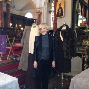 Lorraine with Biba outfits